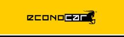 Econocar servicios de lavado, mantenimiento y alquiler de vehículos logo