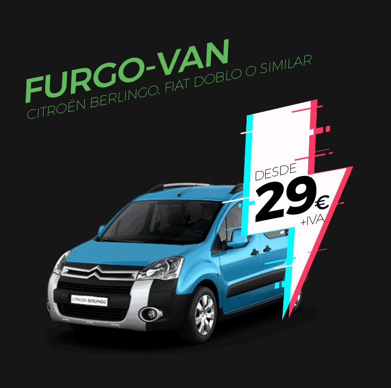 Econocar Oferta Furgo-Van